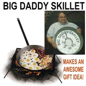 Click Here To See Larger Pictures And More Information Abouut The Big Daddy Skillet