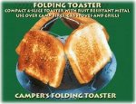 Camp Fire Toaster