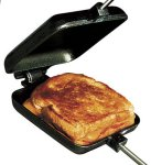 Rome Cast Iron Square Sandwich Cooker